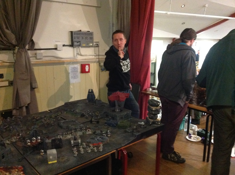 Nolan putting the ga in wargaming